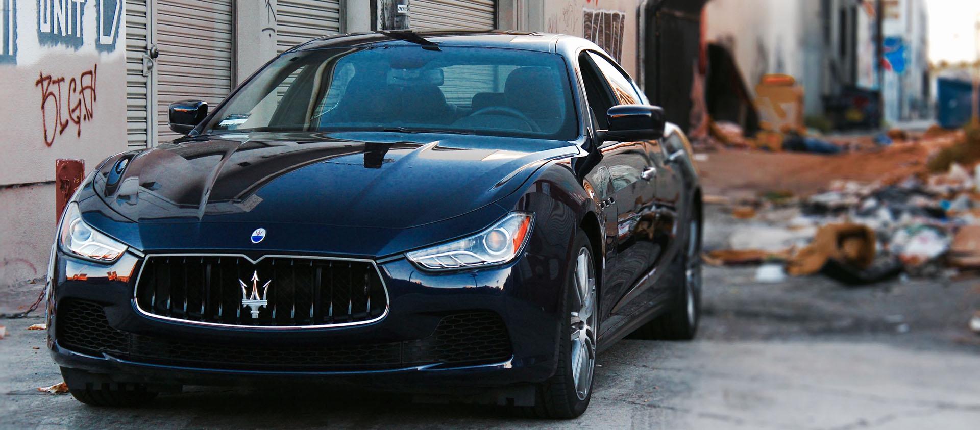Maserati Gebrauchtwagen bestellen