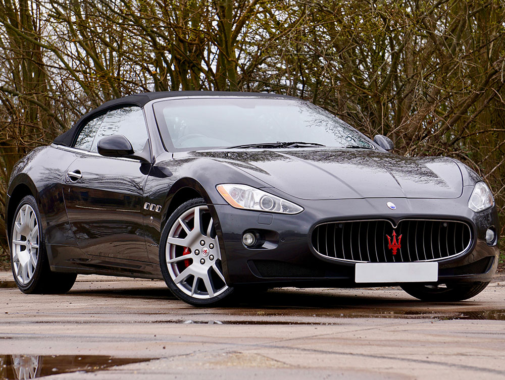 Maserati Gebrauchtwagen kaufen