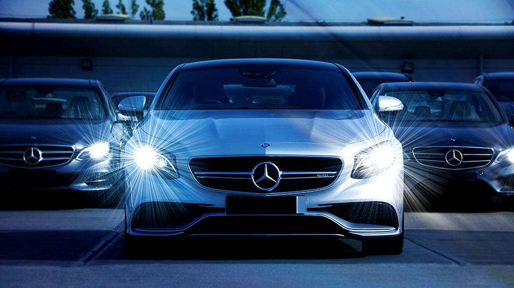 Mercedes Jahreswagen bestellen