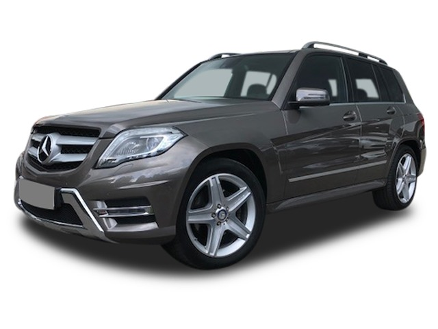 Mercedes GLK SUV
