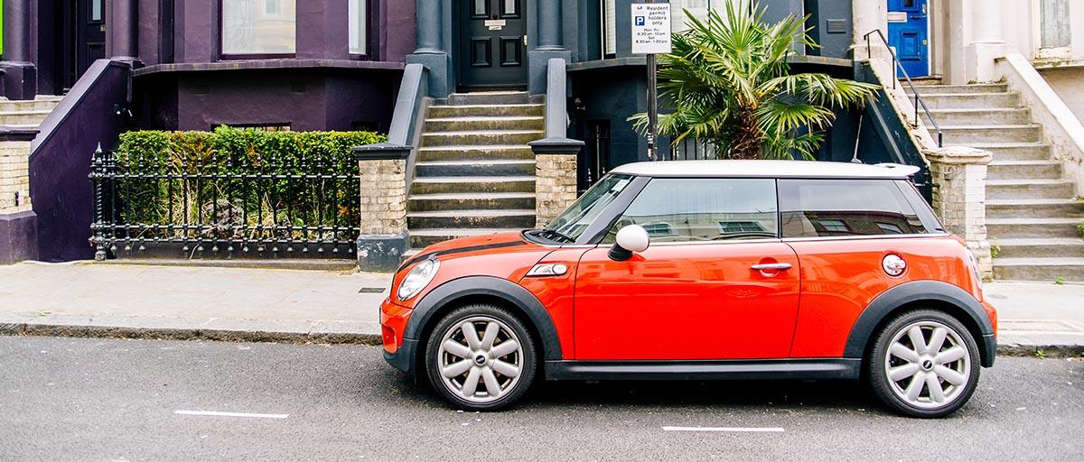 Mini Kleinwagen Gebrauchtwagen