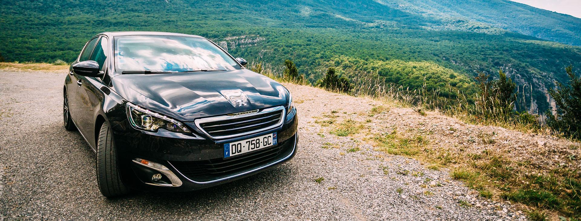 Peugeot Gebrauchtwagen bestellen