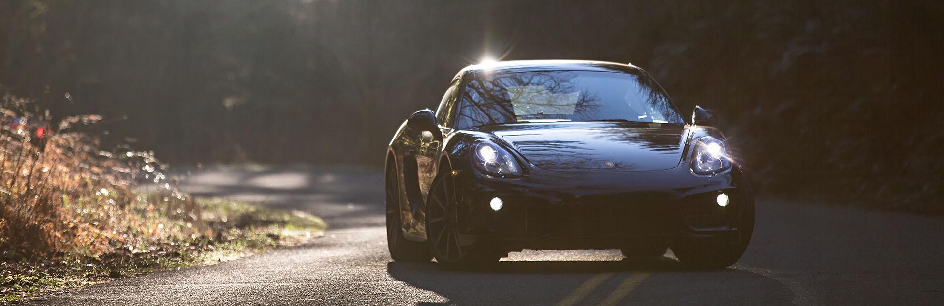 Porsche Gebrauchtwagen bestellen