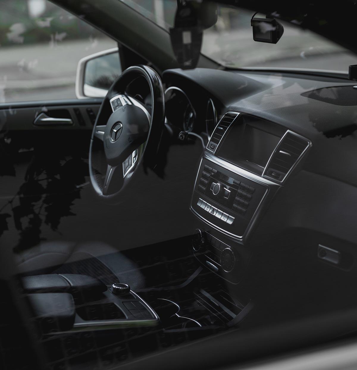 SUV Ausstattung