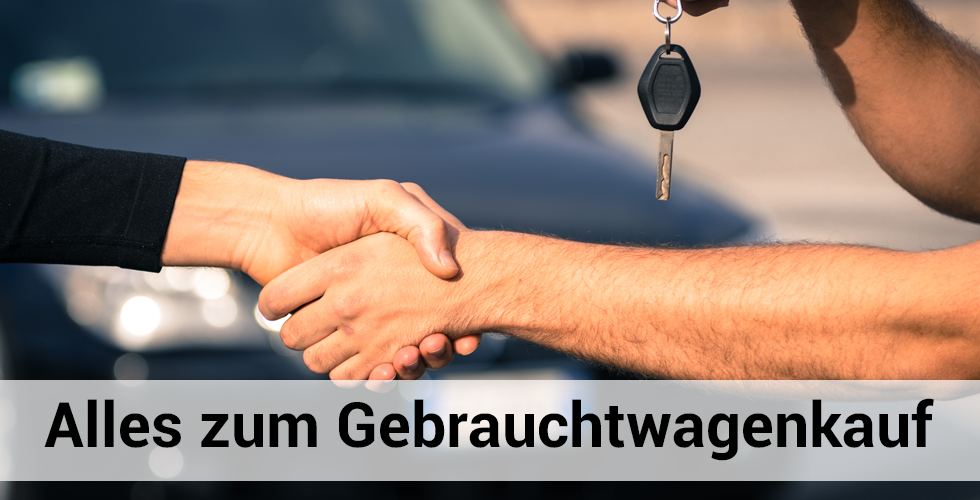 Unser Gebrauchtwagenkauf