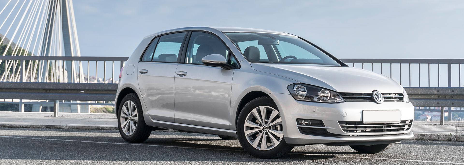 VW Golf Gebrauchtwagen bestellen
