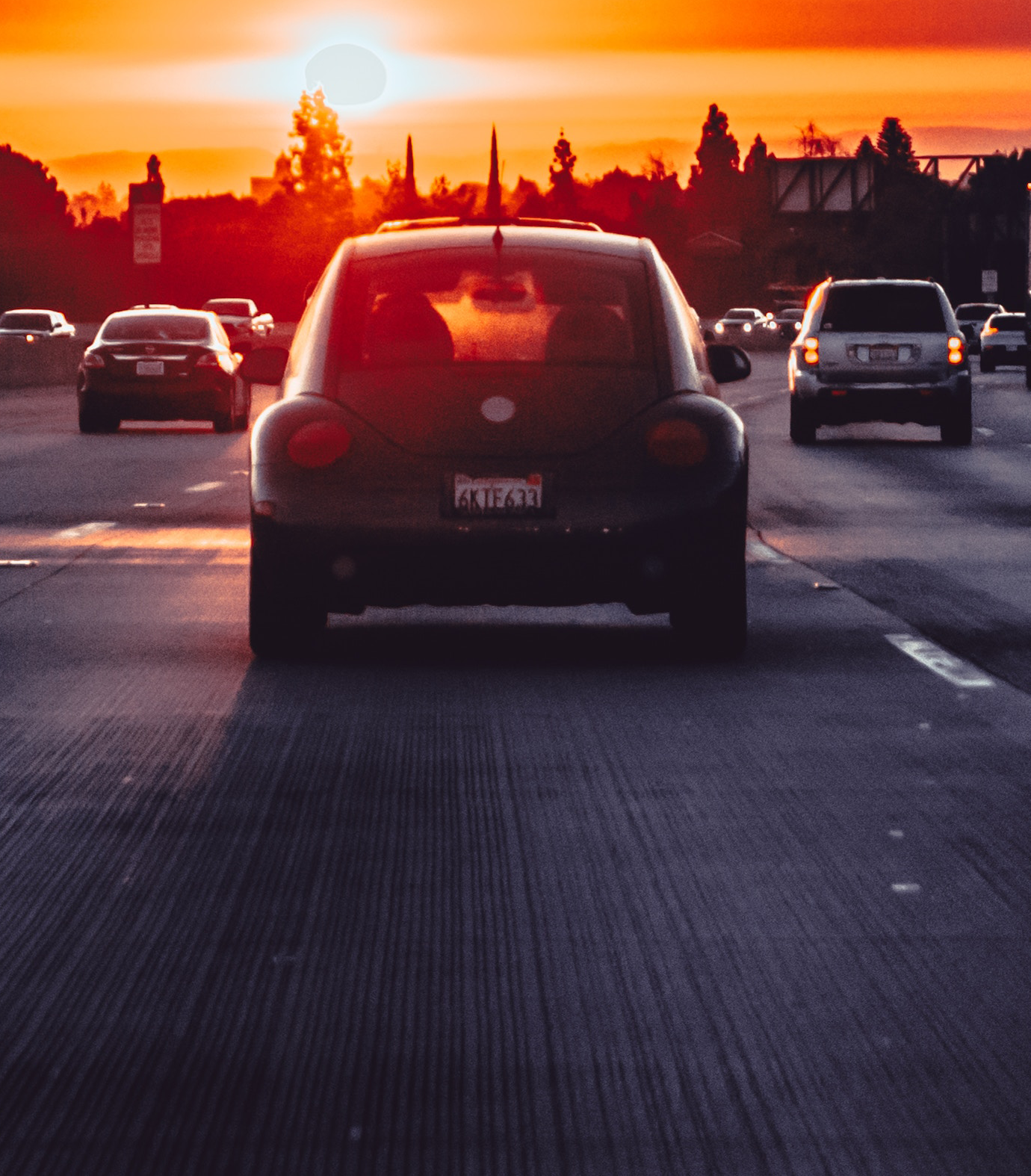 VW Beetle Kleinwagen Gebrauchtwagen