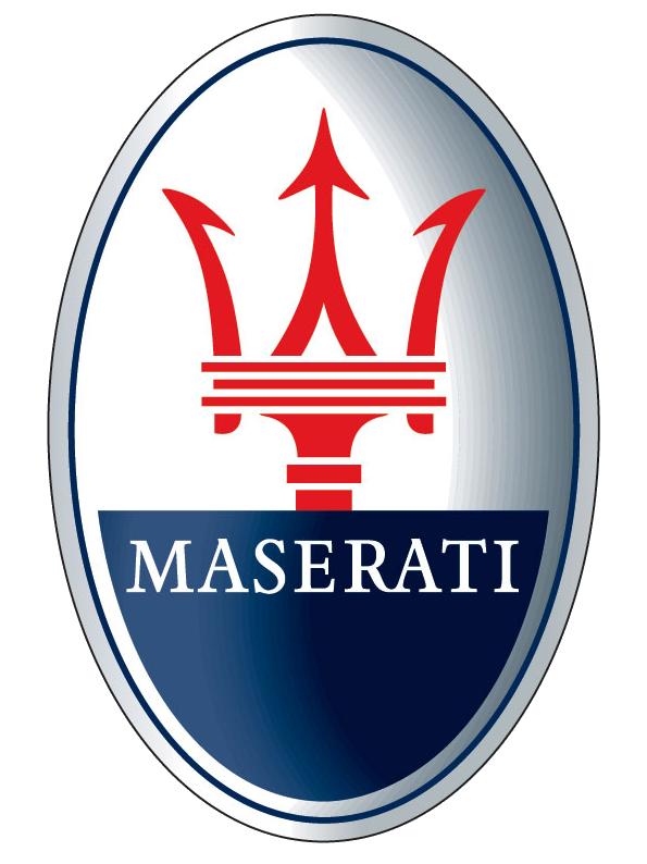 Maserati Logo Gebrauchtwagen