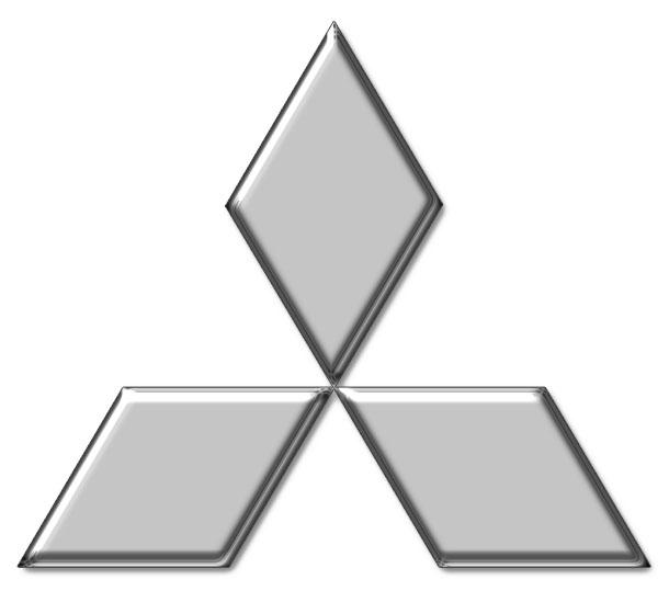 Mitsubishi Logo Gebrauchtwagen