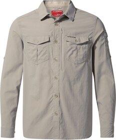 NL Adv LS Shirt 222 M
