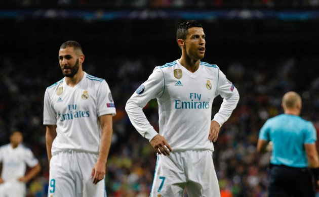 32d0d7eea Karim Benzema and Cristiano Ronaldo continue to personify Real Madrid s  problems