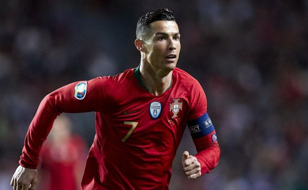 cristiano ronaldo uefa nations league