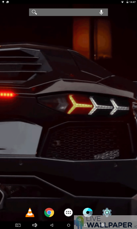 Lamborghini Livewallpaper Io