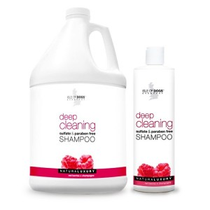 Deep Cleaning Shampoo