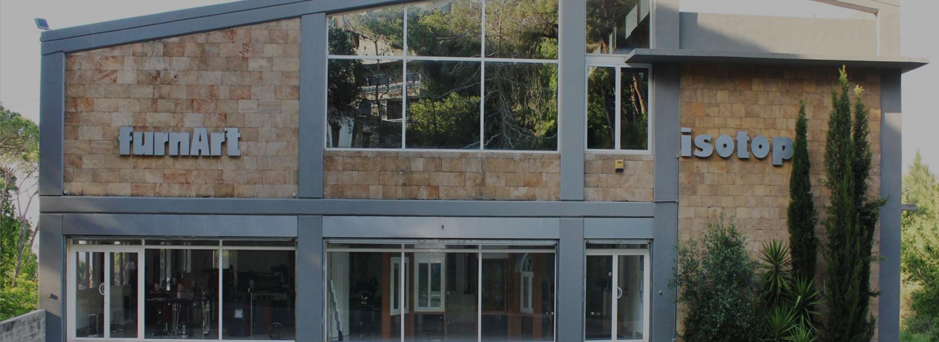 Isotop | PVC Windows and Doors in Lebanon | UPVC in Lebanon, Windows
