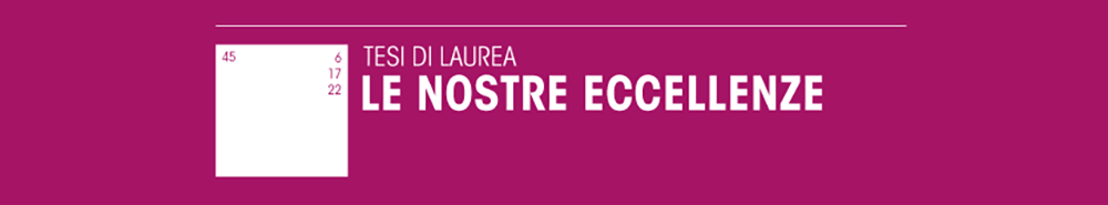 Le nostre eccellenze mstc for Laurea magistrale design