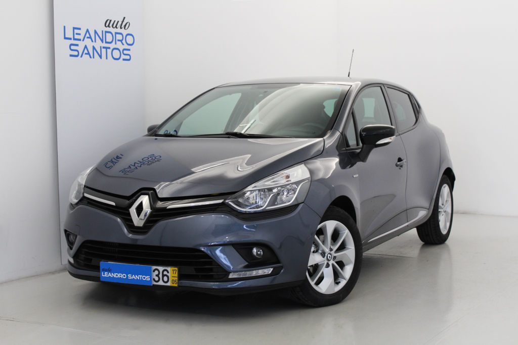 renault clio 1 5 dci limited gps auto leandro santos. Black Bedroom Furniture Sets. Home Design Ideas