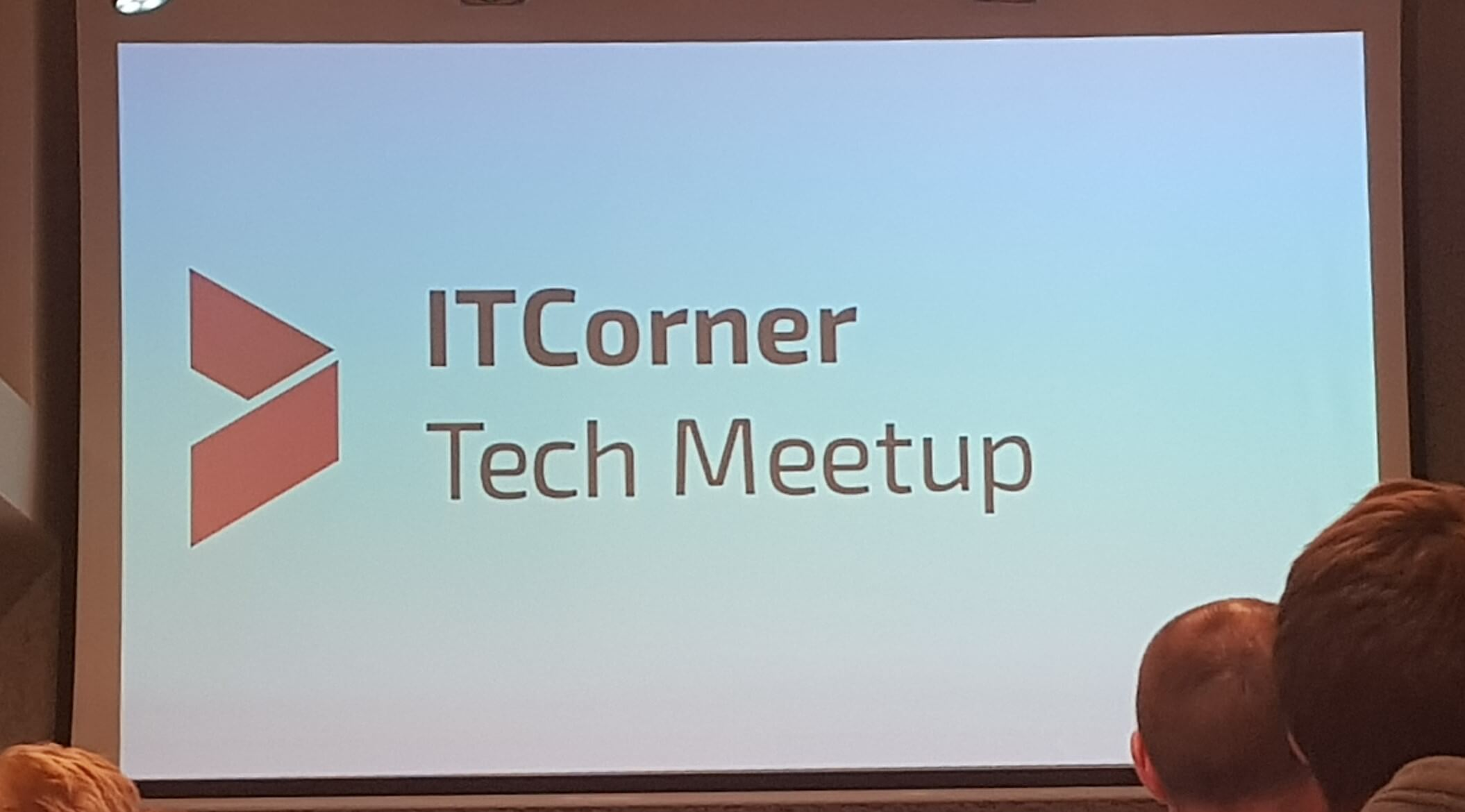 ITCorner Tech Meetup