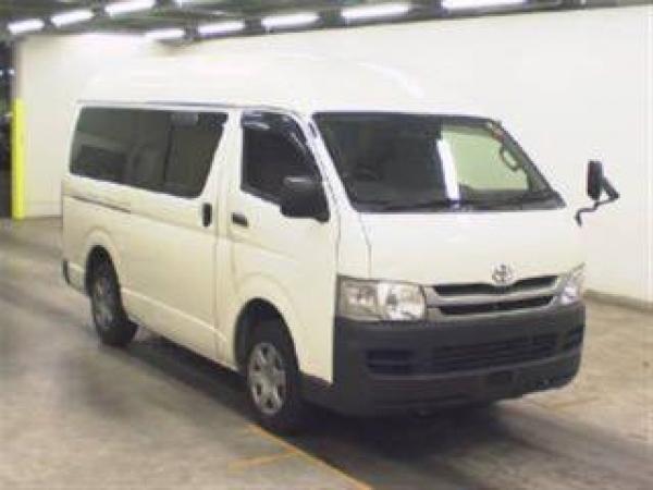 f936e664da Buy Used Toyota Hiace-van in Safrica Messina Stock   409880