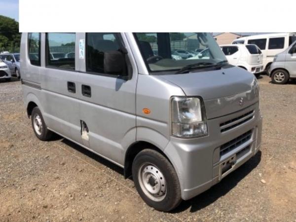 Buy Used Suzuki Every-van in Uae Stock # 462331