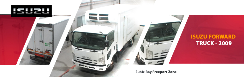 Buy Used Isuzu Forward in Philippines Subic Stock # 373129