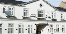 Velkommen på hyggelige Ebsens Hotel i Maribo
