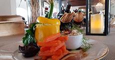 Gourmetophold for vegetarer & Veganere