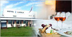 Bo lige ved Europas bredeste sandstrand - Skønt ophold på Hotel Lakolk på Rømø!