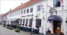 Ophold for 2 i DKs hyggeligste købstad!