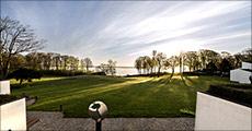 Tag på et unikt ophold for 2 ved Øresund
