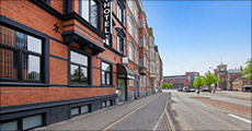Dejligt ophold for 2 i Aalborg
