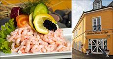 Dejligt ophold i Skagen for 2 inkl. lækker mad