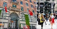 Perfekt beliggenhed i centrum af København