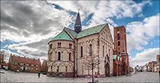 Helt unikt og historisk - med Ribe Domkirke som nabo!