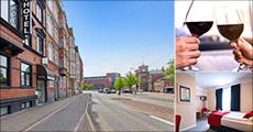 Central beliggenhed i hjertet af Aalborg