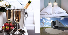 Dejlige værelser og god komfort - Super pris!