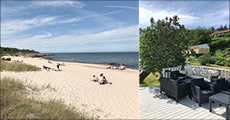 Dejligt ophold på Solskinsøen Bornholm