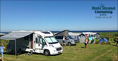 4 stjernet camping med havudsigt..