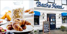 Dejlig miniferie på Bechs Hotel i Vestjylland..