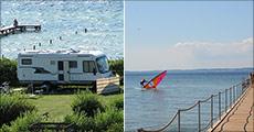 Aktiv eller afslappet campingferie på Langeland