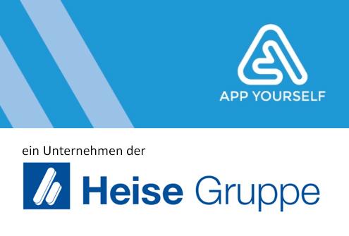 Online Redakteur/in bei AppYourself (Heise Gruppe)_logo