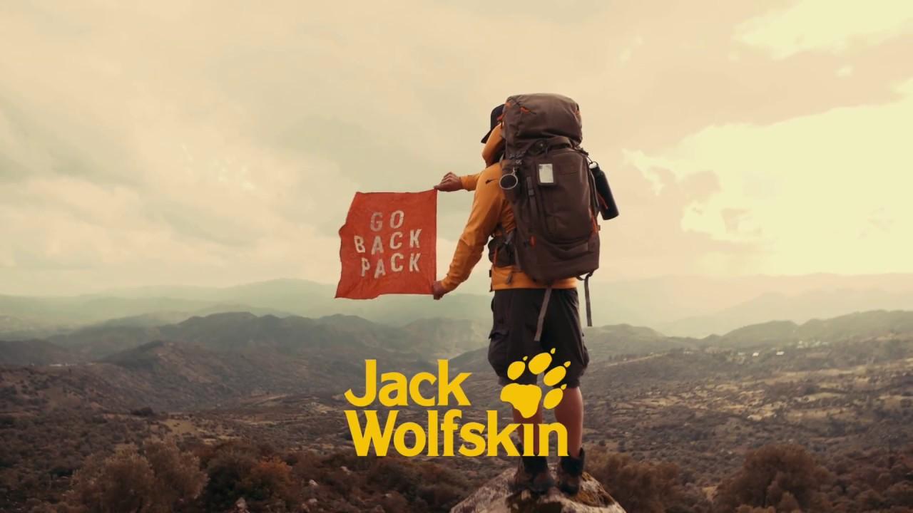 Jack Wolfskin influencer campaign