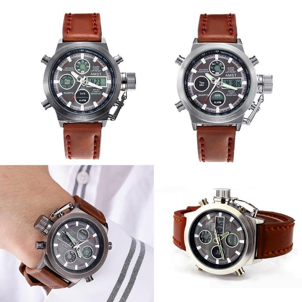 Оригинальные часы amst 3003