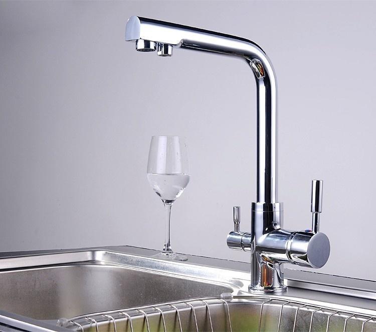 Ванной кран кухне смеситель раковина смеситель чистой воды Светильники Однорычажный смеситель смеситель fresso sh377