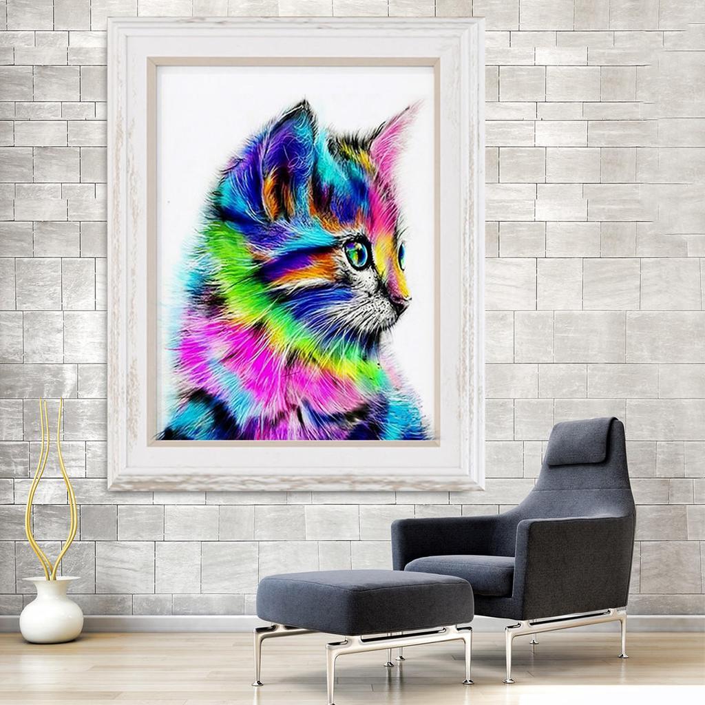 Unique cat colors