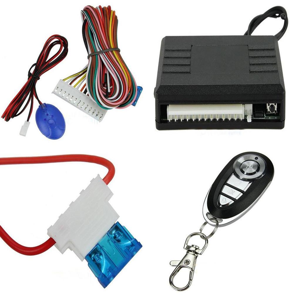 universal car remote central kit door lock locking vehicle