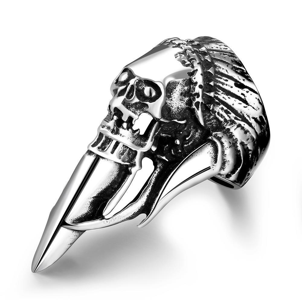 Джерри уникальный звезды Знаменитости Мужчины стили Череп кольцо знаменитости в челябинске