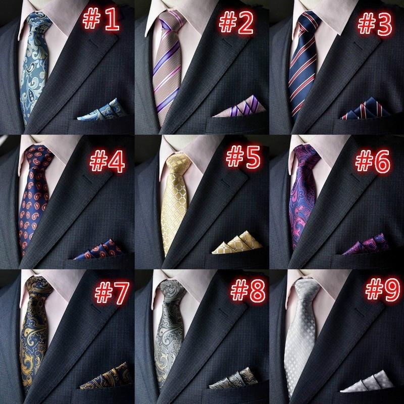 Шеи галстук мужской набор мужской одежды деловые костюмы и галстуки костюмы деловые связи с Pocke... галстуки