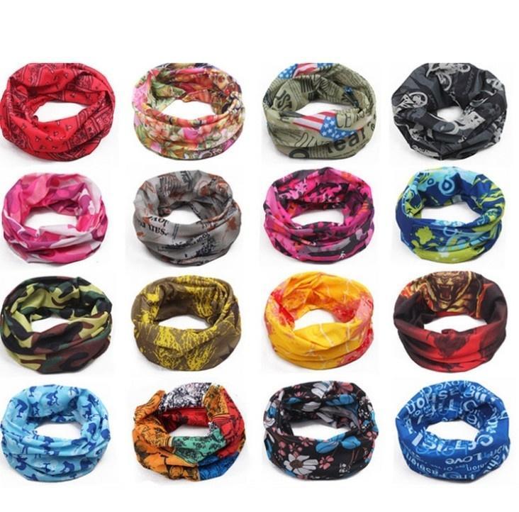 Новый открытый бандана шарф многофункциональный шарф волшебный шарф шапочка шапки loricci бандана шарф