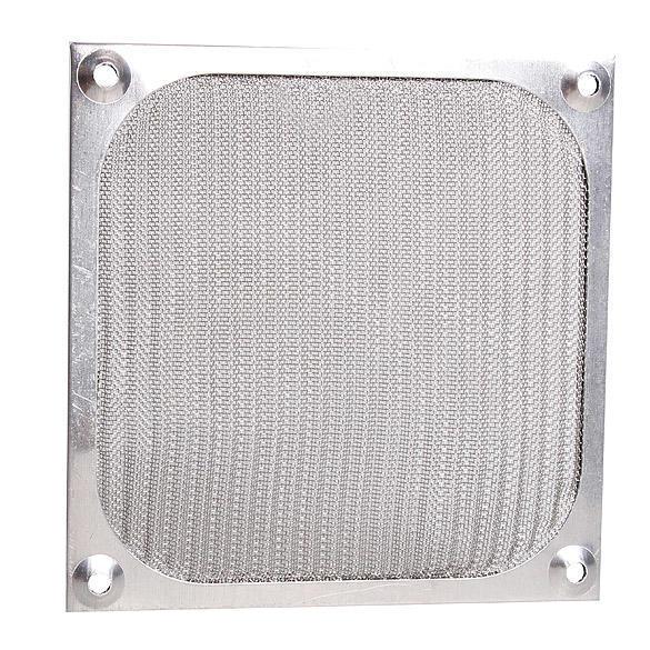 120 мм алюминиевый Пылезащитная крышка пылевой фильтр для охлаждения Вентилятор корпуса ПК система охлаждения корпуса пк titan tfd 5010m12z tfd 5010m12z